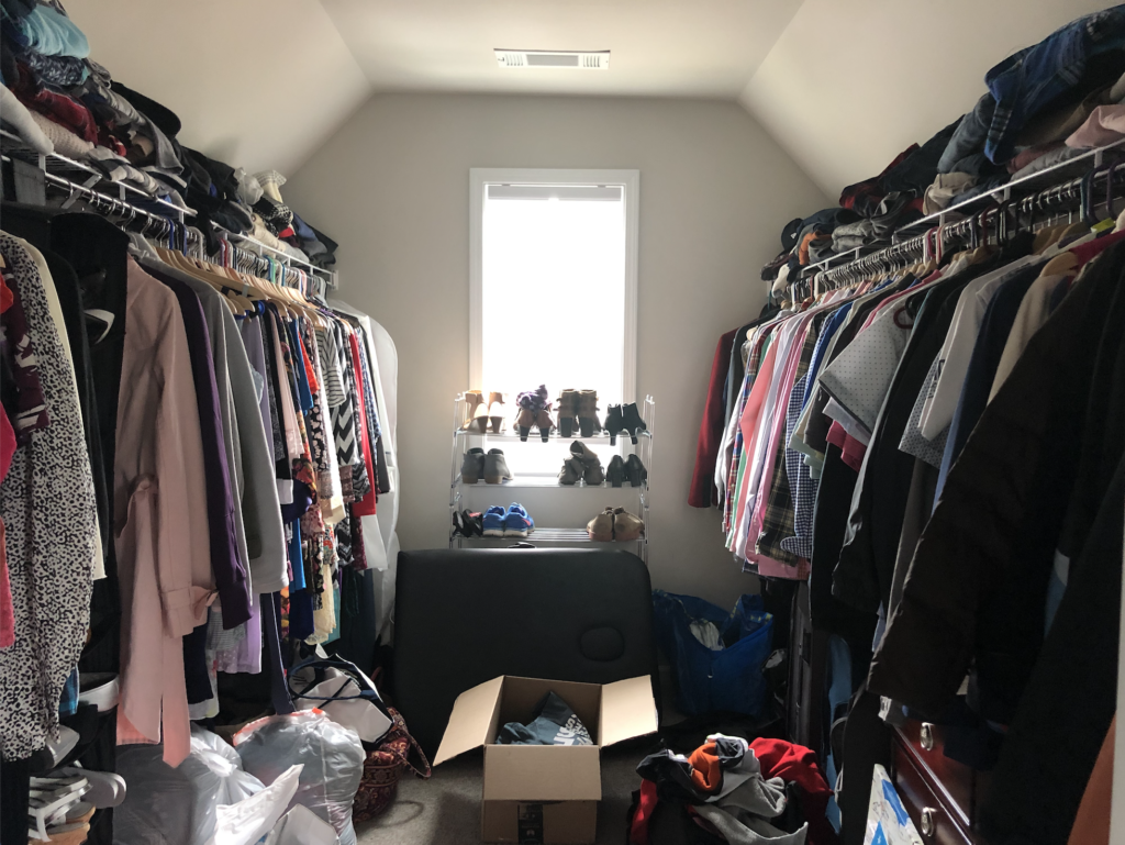 How To Build Out A Walk In Closet Great Business Opportunity